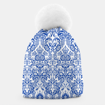 Thumbnail image of Blue Royal Beanie, Live Heroes
