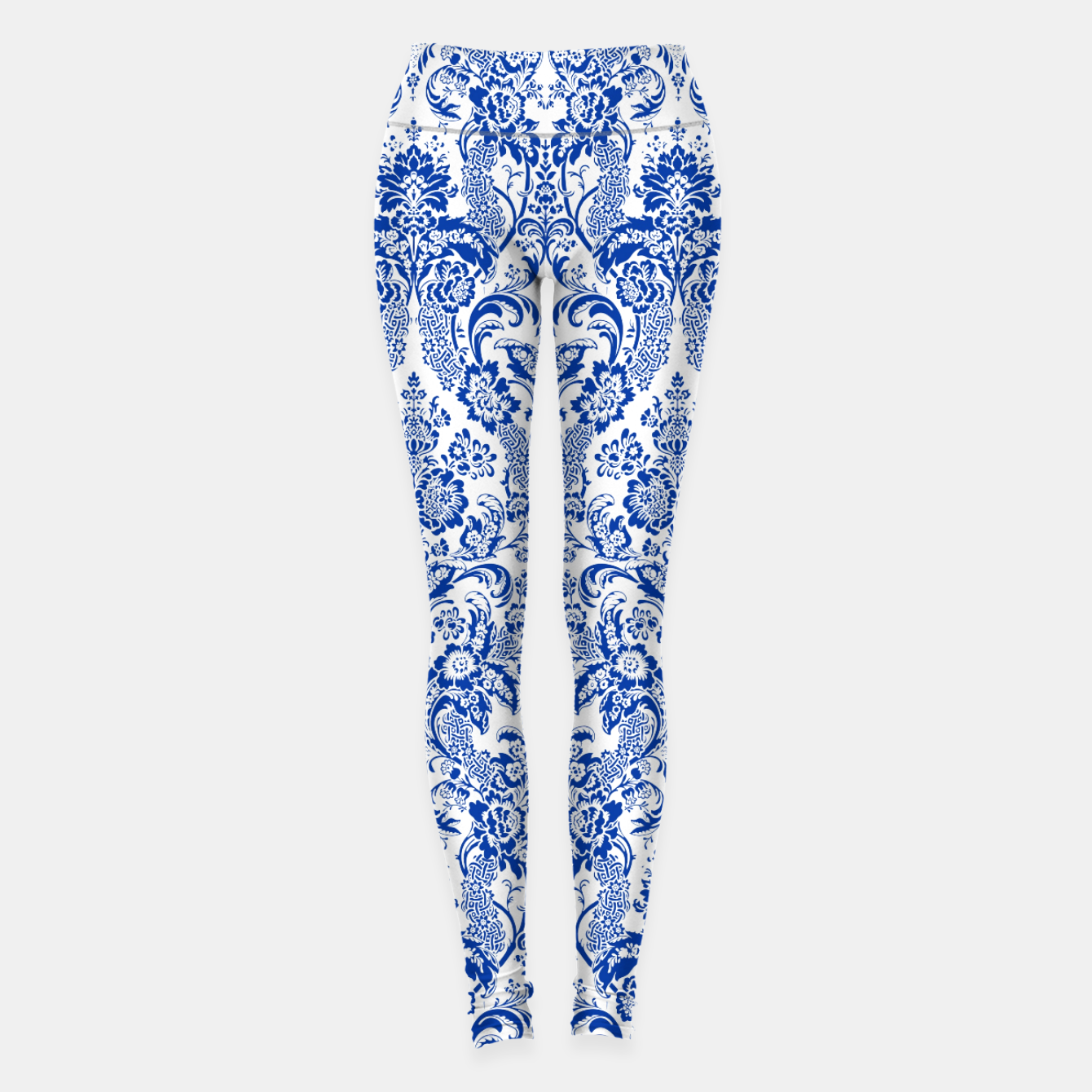 Image of Blue Royal Leggings - Live Heroes