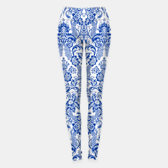 Blue Royal Leggings Bild der Miniatur