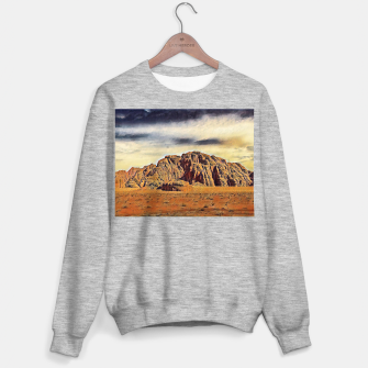 Miniatur mountains on desert Bluza standard, Live Heroes