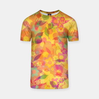 Thumbnail image of Spring Leaves T-shirt, Live Heroes