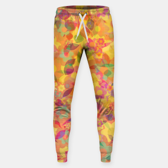 Spring Leaves Sweatpants thumbnail image