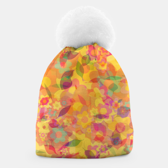 Thumbnail image of Spring Leaves Beanie, Live Heroes