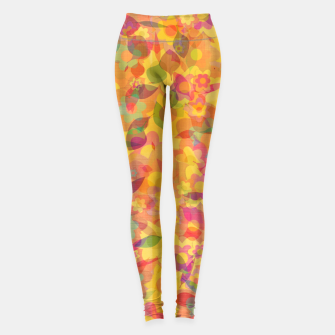 Spring Leaves Leggings thumbnail image