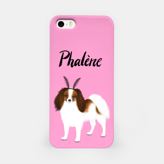 Phalène (Pink) iPhone Case miniature