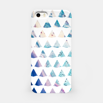 Watercolor Geometry iPhone Case thumbnail image