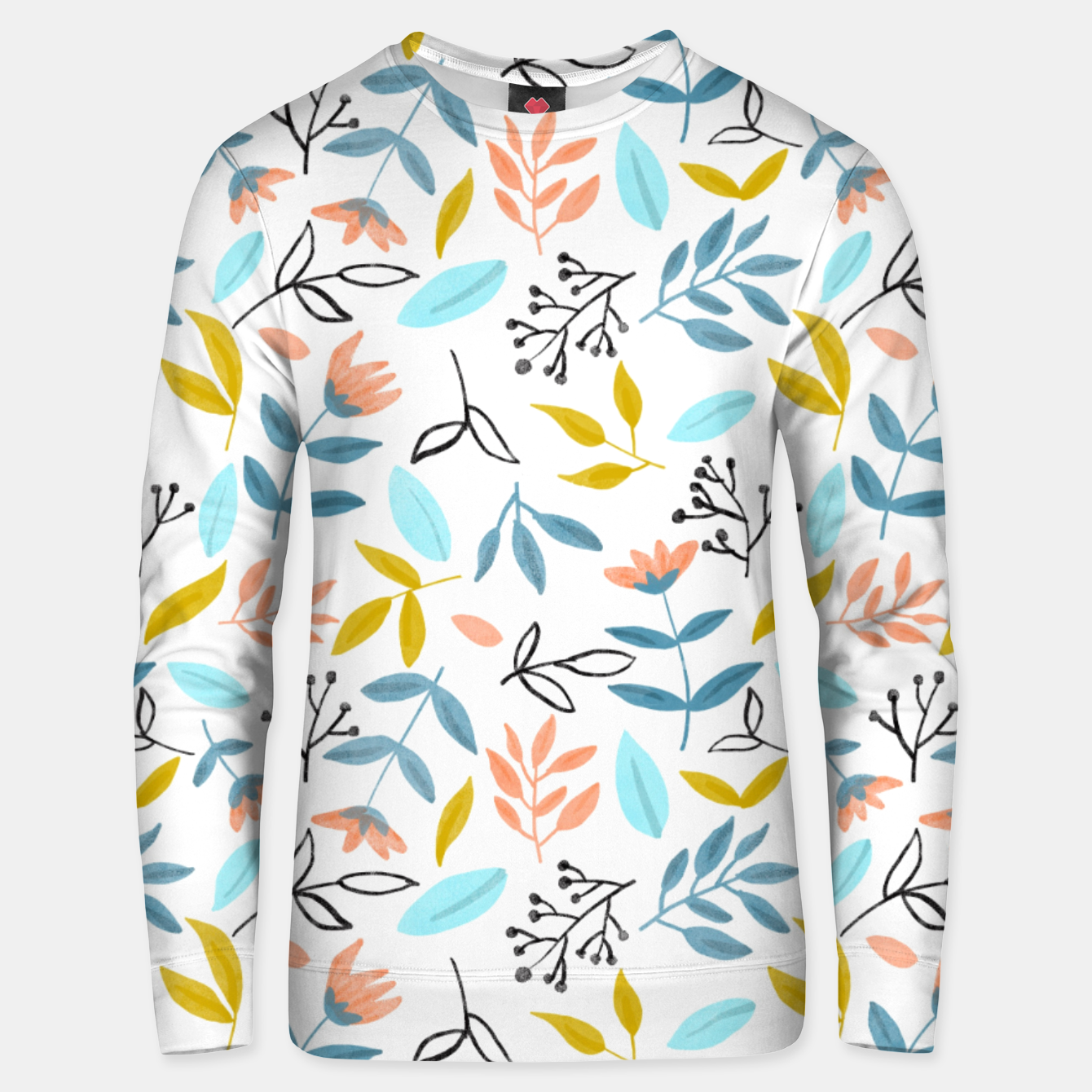 Image of Proud Florals Unisex sweater - Live Heroes