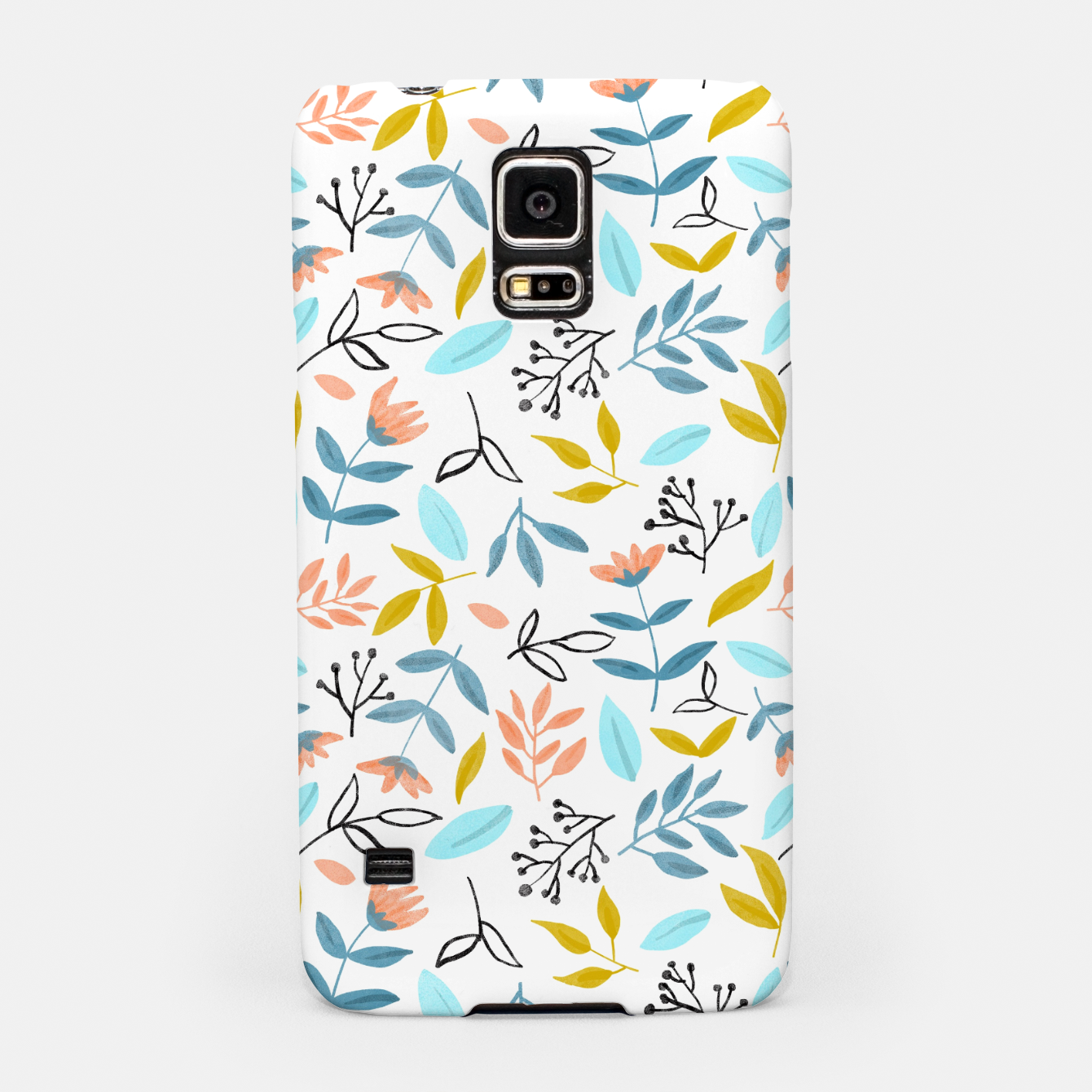 Image of Proud Florals Samsung Case - Live Heroes