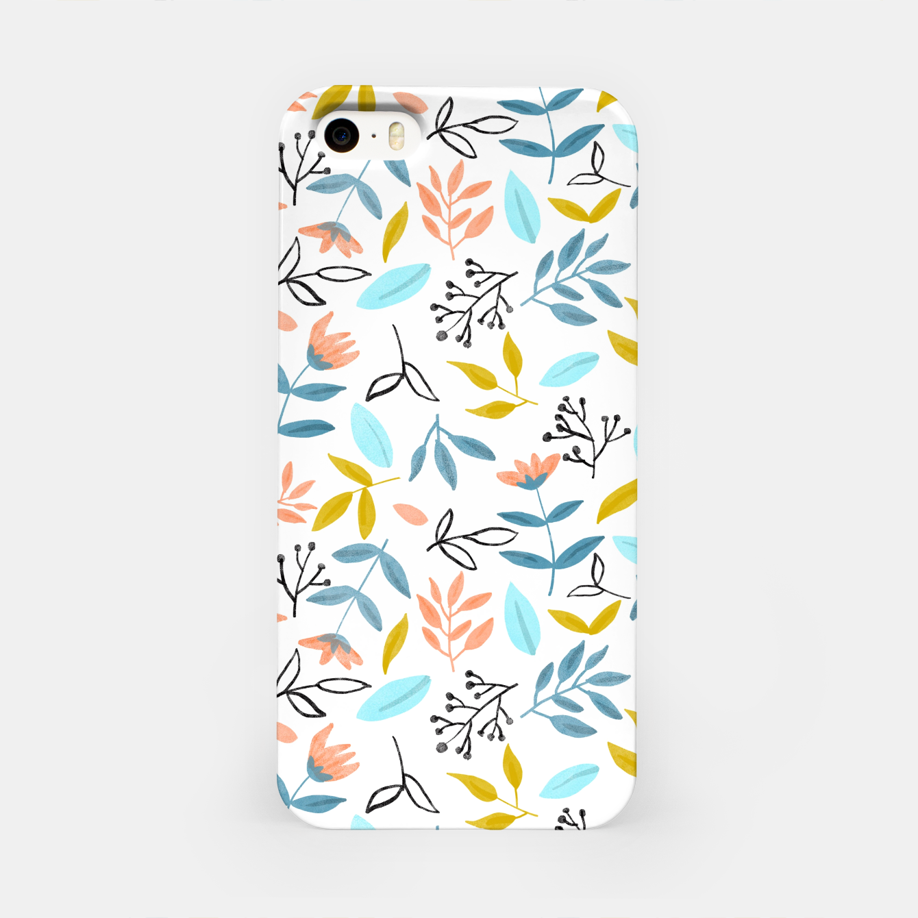 Image of Proud Florals iPhone Case - Live Heroes