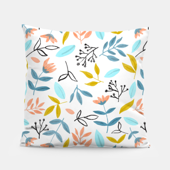 Proud Florals Pillow thumbnail image