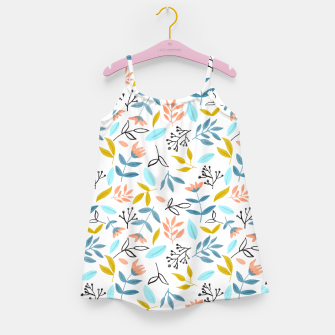 Proud Florals Girl's dress thumbnail image
