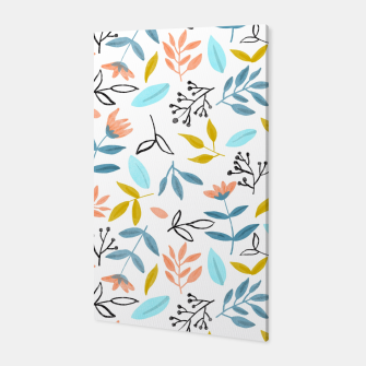 Proud Florals Canvas thumbnail image