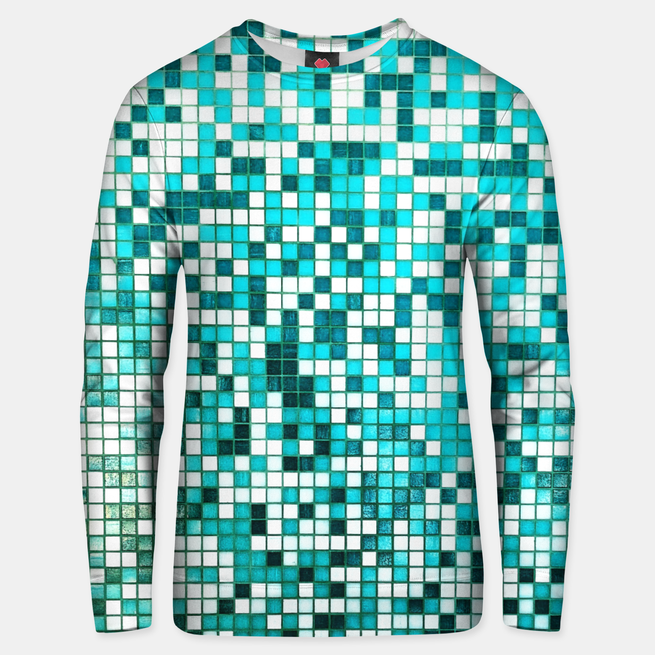 Image of Pool Tiles Unisex sweater - Live Heroes
