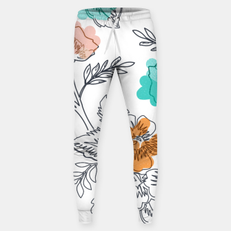 Floral Thoughts Sweatpants thumbnail image