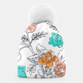 Floral Thoughts Beanie thumbnail image