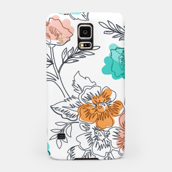 Floral Thoughts Samsung Case thumbnail image