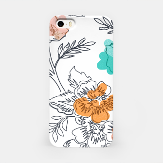 Floral Thoughts iPhone Case thumbnail image