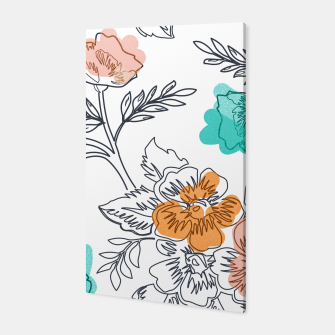 Floral Thoughts Canvas thumbnail image