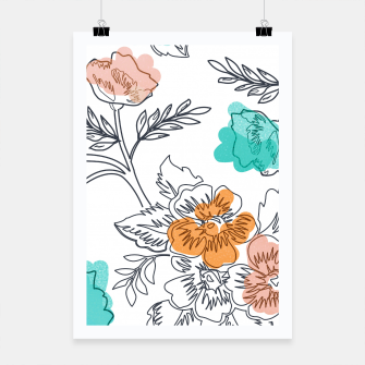 Floral Thoughts Poster thumbnail image