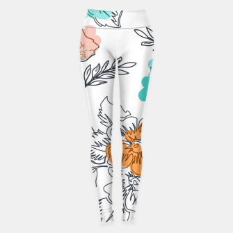 Floral Thoughts Leggings thumbnail image