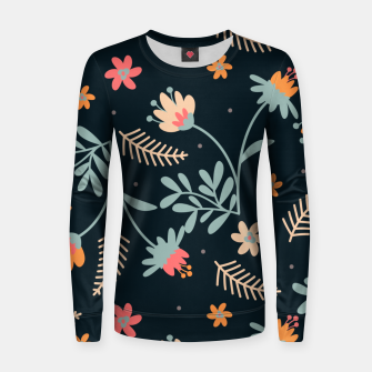 Thumbnail image of Dark Sweetness Women sweater, Live Heroes