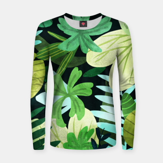 Thumbnail image of Rainforest II Women sweater, Live Heroes