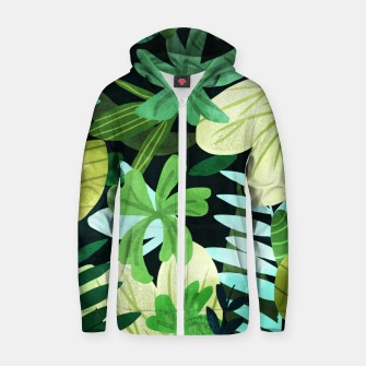 Rainforest II Zip up hoodie thumbnail image