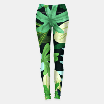 Thumbnail image of Rainforest II Leggings, Live Heroes