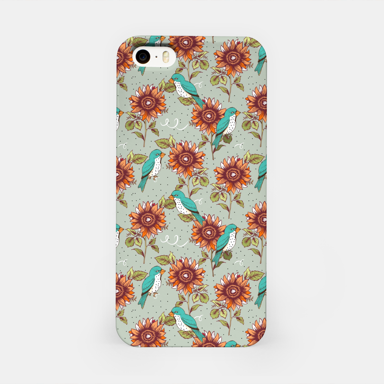 Image of Bye Bye Birdie iPhone Case - Live Heroes