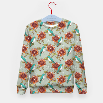 Thumbnail image of Bye Bye Birdie Kid's sweater, Live Heroes
