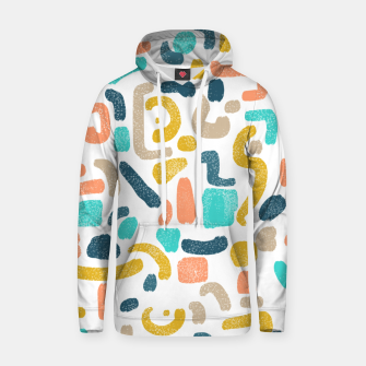 Thumbnail image of Alphabet Soup Hoodie, Live Heroes