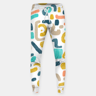 Thumbnail image of Alphabet Soup Sweatpants, Live Heroes