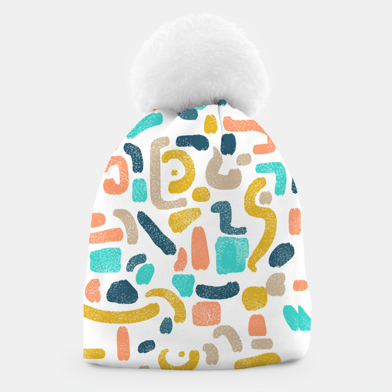 Image of Alphabet Soup Beanie - Live Heroes