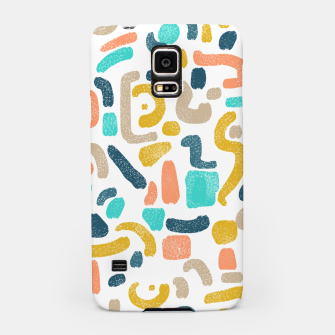 Thumbnail image of Alphabet Soup Samsung Case, Live Heroes