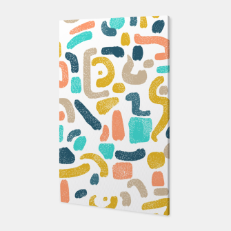 Thumbnail image of Alphabet Soup Canvas, Live Heroes
