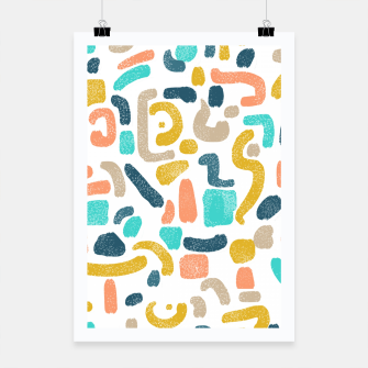 Thumbnail image of Alphabet Soup Poster, Live Heroes