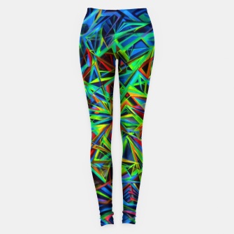 Thumbnail image of The Door Project  Leggings, Live Heroes