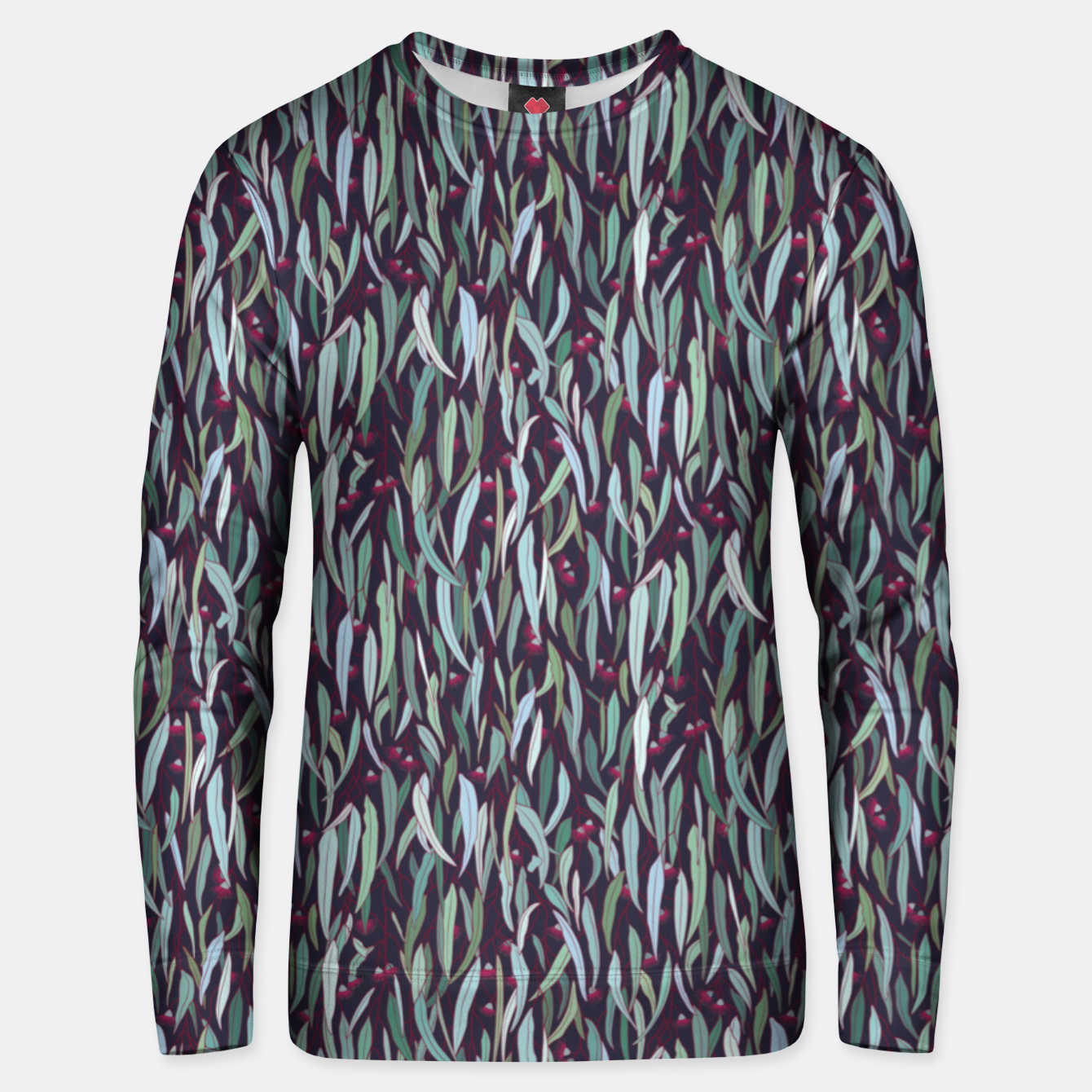 Image of Evening in the Eucalyptus Grove Unisex sweater - Live Heroes