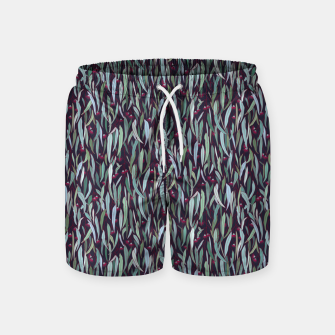 Thumbnail image of Evening in the Eucalyptus Grove Swim Shorts, Live Heroes