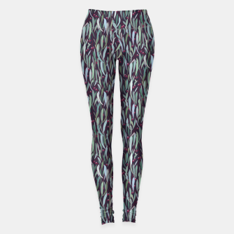 Thumbnail image of Evening in the Eucalyptus Grove Leggings, Live Heroes