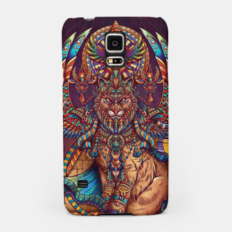 Thumbnail image of King Cat Samsung Case, Live Heroes