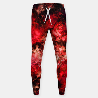 Red burst Sweatpants thumbnail image