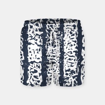 Unreadable Swim Shorts thumbnail image