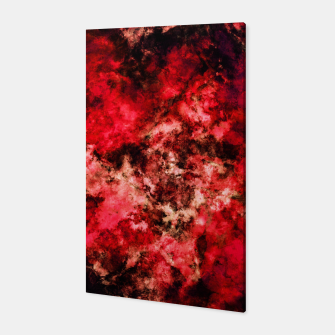 Red burst Canvas thumbnail image