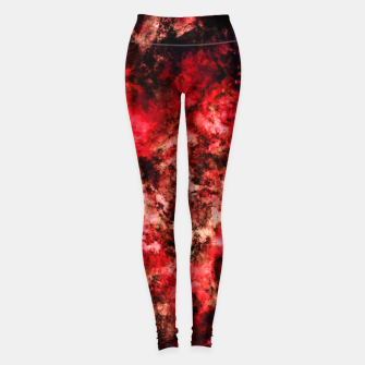 Red burst Leggings thumbnail image