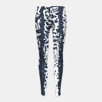 Unreadable Girl's leggings thumbnail image