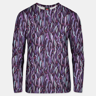 Thumbnail image of Midnight in the Eucalyptus Grove Unisex sweater, Live Heroes