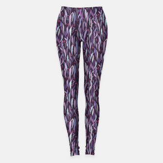 Thumbnail image of Midnight in the Eucalyptus Grove Leggings, Live Heroes
