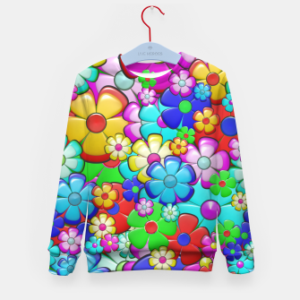 Floral Kid's sweater thumbnail image