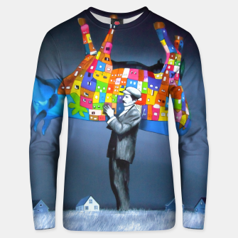 Thumbnail image of Cow parade Bluza unisex, Live Heroes